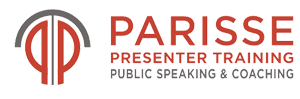 Parisse Presenter Training